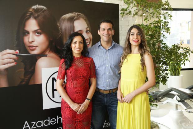 Azadeh Kadivar lanza Professional Eyebrow Makeup