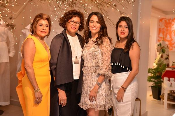 Ivania de Will, Jenny Polanco, Nicole Imbert de Schad, Carolina Socias