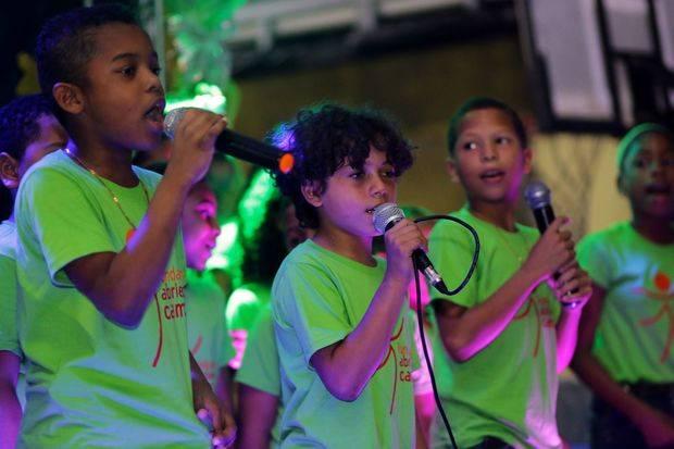 Fundación Abriendo Camino celebró su gran fiesta de Navidad