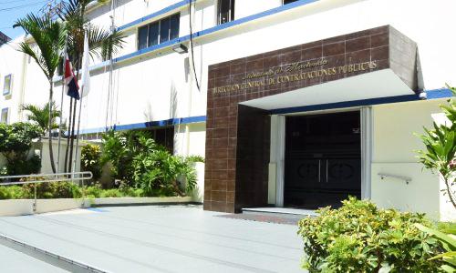 Dirección General de Contrataciones Públicas, DGCP.