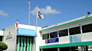 Fachada de Ministerio de Salud