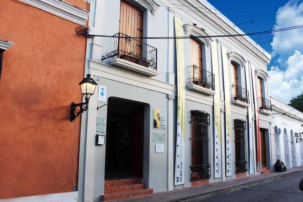 Fachada del Museo Memorial de la Resistencia Dominicana, MMRD.