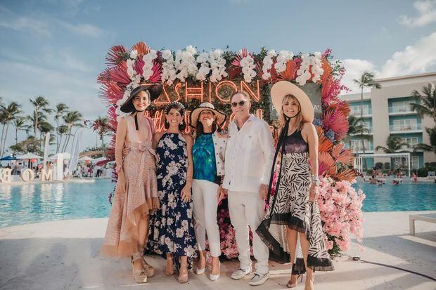 """Celebran """"Fashion at the Pool"""" en Puntacana Resort & Club"""