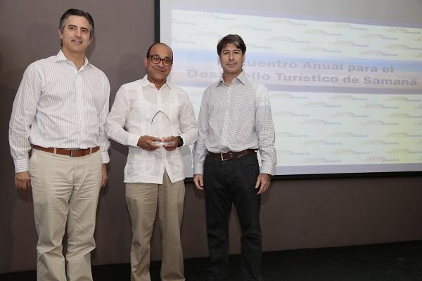 Reconocen cadena Amhsa Marina Hotels & Resorts por sus contribuciones al turismo