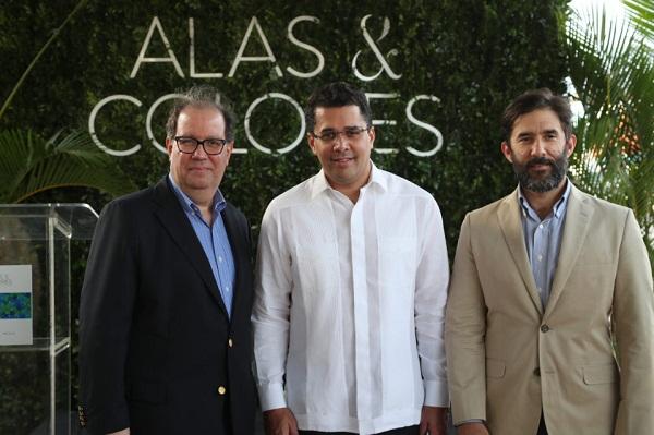 Felipe Viccini David Collado y Mario Dávalos