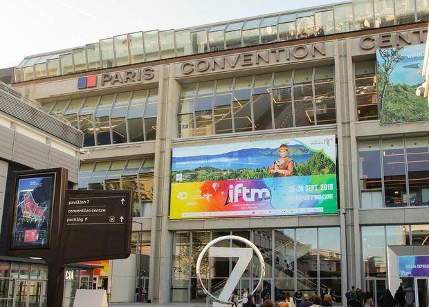 RD llega el martes a la Feria Internacional de Turismo de Paris 2019