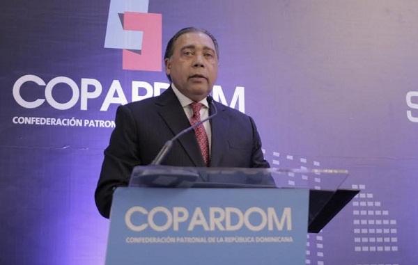 Fermin Acosta presidente COPARDOM