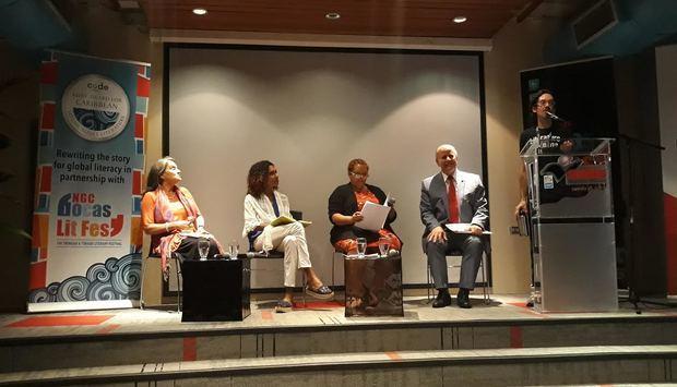 República Dominicana participa del Festival de Literatura en Trinidad y Tobago