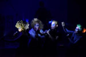 Ministerio de Cultura y Bellas Artes finalizan sexta versión del Festival Nacional de Teatro
