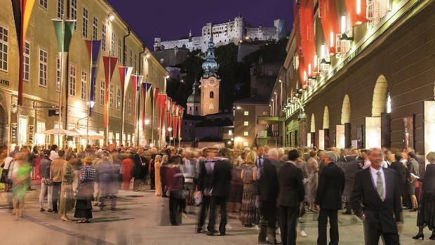 El Festival de Salzburgo espera celebrarse en un formato reducido en agosto