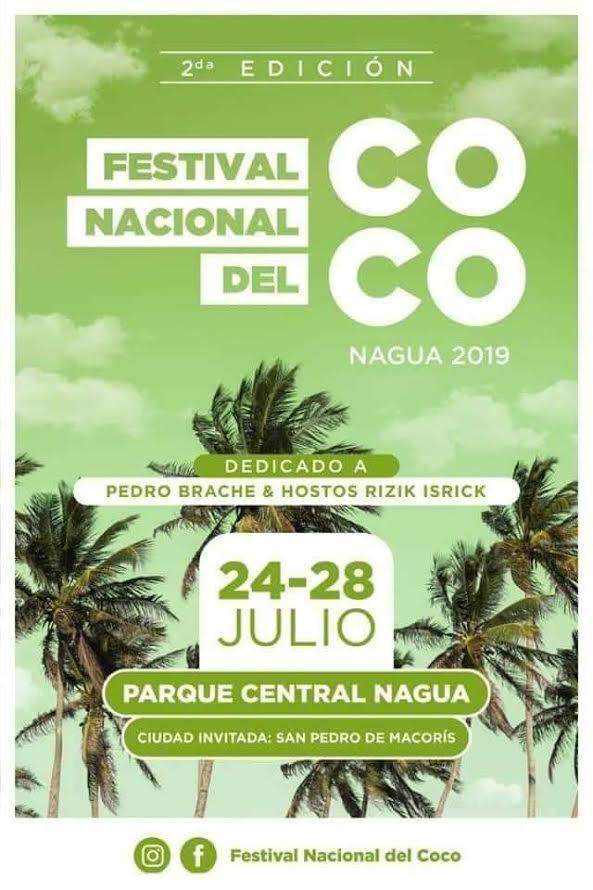 Segunda versión del Festival Nacional del Coco 2019