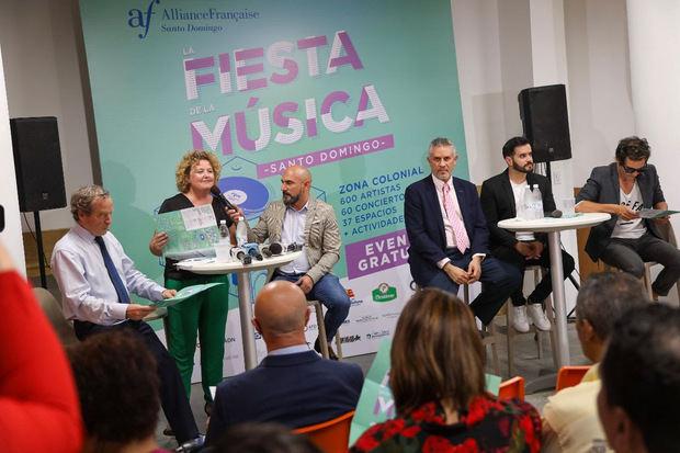 Regresa la Fiesta de la Música, undécima edición del evento musical gratuito en la Zona Colonial