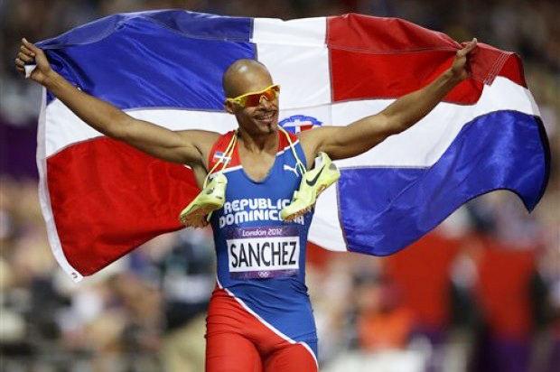 Félix Sánchez resultó el campeón olímpico más popular en encuesta
