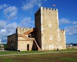 Fortaleza Ozama.