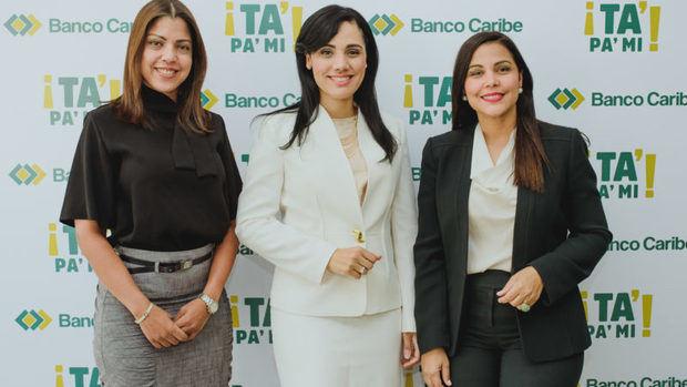 Banco Caribe inicia campaña que promueve el ahorro