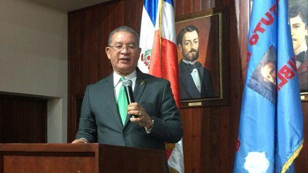 Eligen a Wilson Gómez nuevo presidente del Instituto Duartiano
