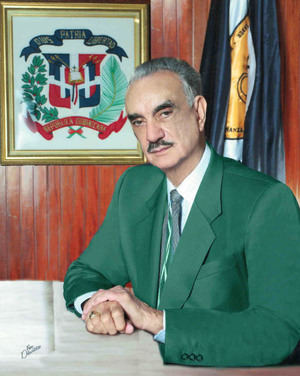 Dr. José Rafaeñ Abinader.