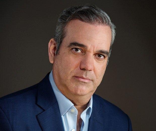 Candidato presidencial del Partido Revolucionario Moderno PRM, Luis Abinader.