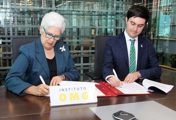 Instituto OMG y Reino Unido capacitarán sobre nuevas tecnologías
