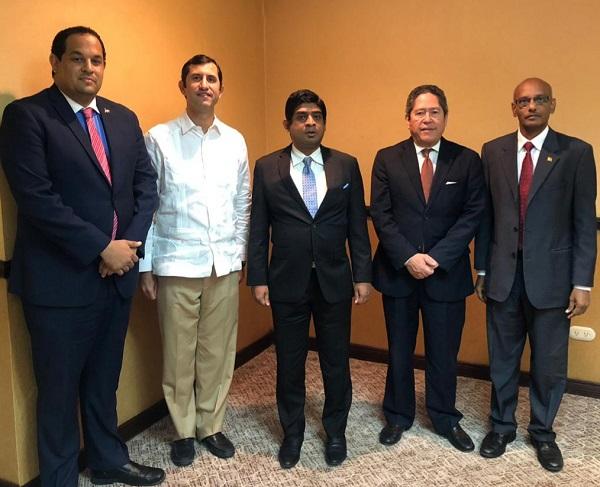 Buscan establecer comercio con Sri Lanka, país de la Mancomunidad