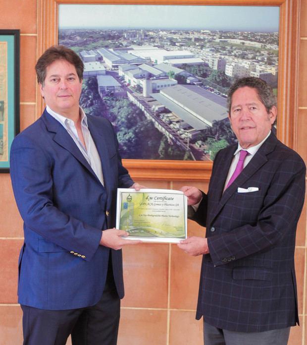 Certifican a la primera industria de plásticos biodegradables de RD