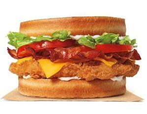 Burger King Sourdough Chicken