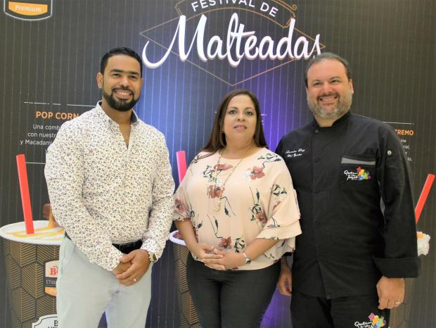Helados Bon inicia Festival de Malteadas con recteas chef Leandro Díaz