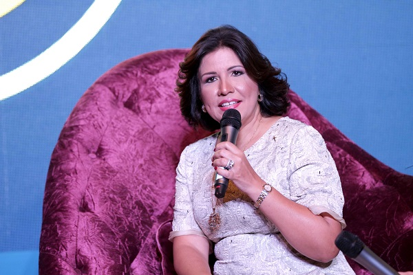 Margarita Cedeño pide medios promuevan valores para alcanzar sociedad más justa