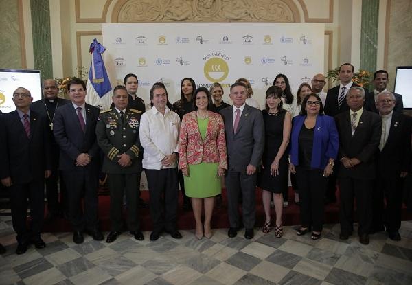 Vicepresidencia y PMA crean plataforma para erradicar el hambre