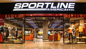 La sexta sucursal de Sportline.