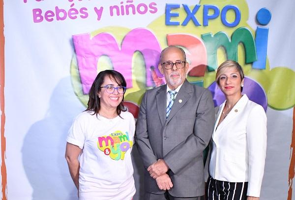 """Clausuran con éxito """"Expo Mami y Yo 2018"""""""