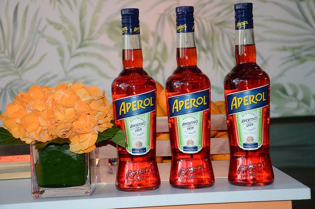 Aperitivo italiano Aperol Spritz