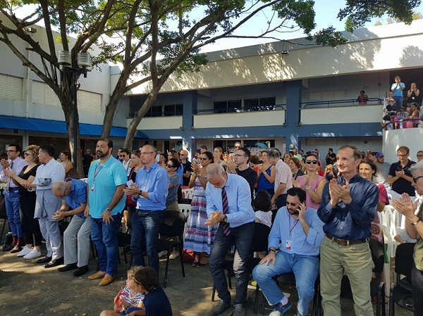 Liceo Francés de Santo Domingo celebra 40 años de servicio a la comunidad