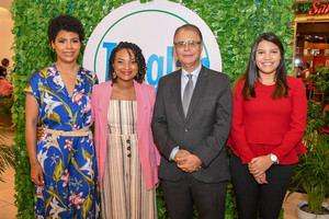 Paola Cabrera, Miosotis Batista, Luis José Chávez y Laura Ruiz