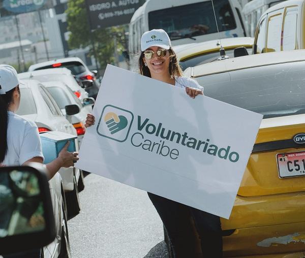 Banco Caribe se suma nueva vez a colecta de entidad Techo