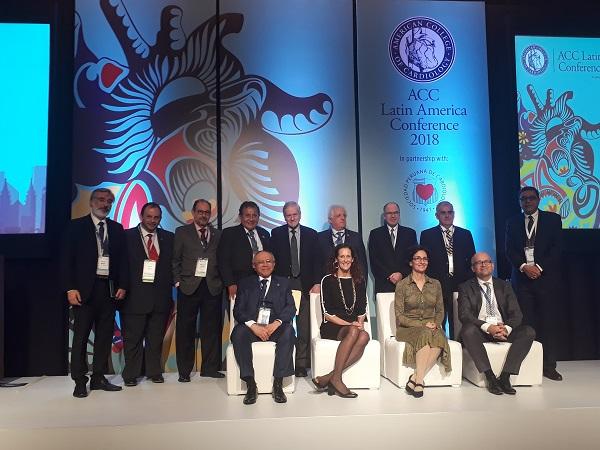 Cardiólogos de CEDIMAT reciben reconocimiento internacional