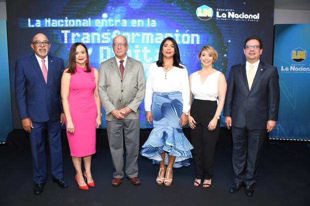 La Asociación La Nacional presenta plataformas: APP La Nacional y La Nacional en Línea