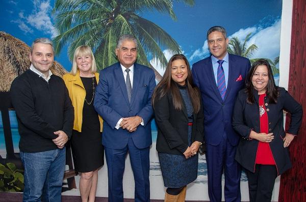 RD realiza exitosa participación en el Salón Internacional de Turismo y Viajes, en Montreal