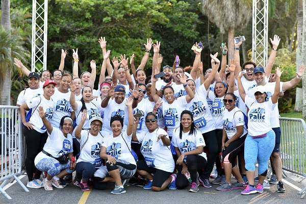 Una carrera con motivo día de Mundial de la Diabetes