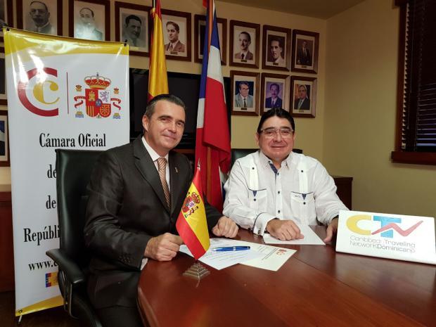 Cámara de Comercio de España y Caribbean Travelling Network celebran Expo España