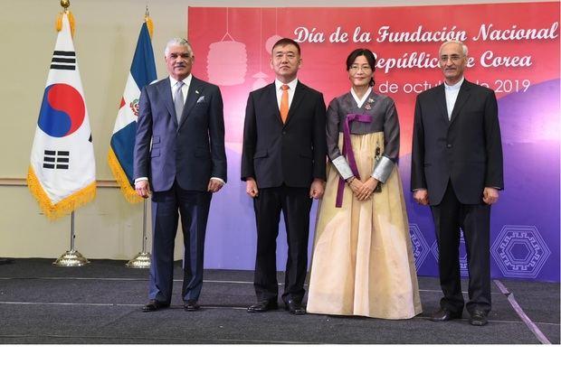 Embajada de Corea en el país celebra su Día Nacional