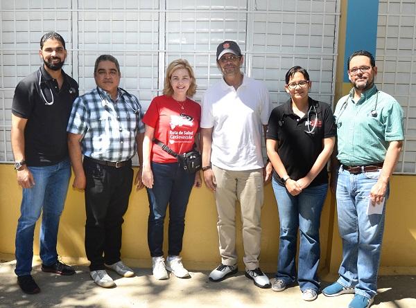 Fundación Heart Care Dominicana realiza su 14va Jornada Gratuita Ruta de Salud Cardiovascular