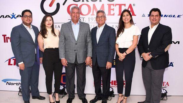 Grupo Cometa realiza encuentro con clientes y personalidades de San Francisco de Macorís