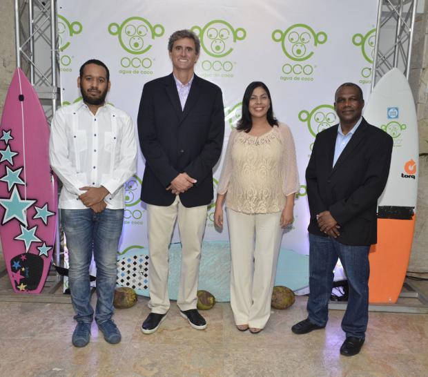 Palmeraie Foods presenta al mercado dominicano la marca OCO