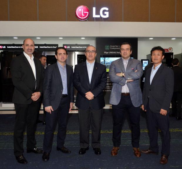 "LG Celebró con éxito ""InnoFest 2017"""
