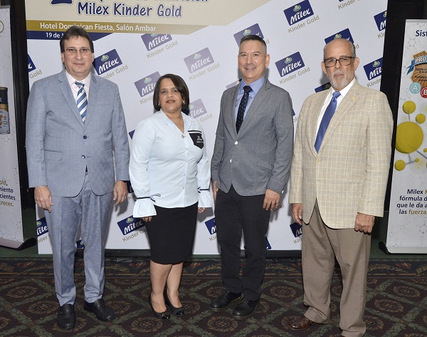Desarrollan con éxito el Segundo Simposio de Nutrición Milex Kínder Gold