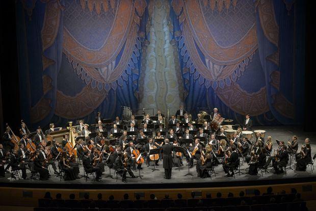 Fotografia Principal Orquesta del Teatro Mariinsky de San Petersburgo