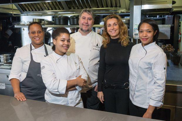 Egresadas Escuela Serranía participarán proyecto Gastronomía Solidaria de Club Allard de Madrid
