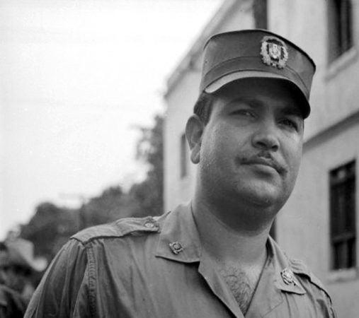 Coronel Francisco Alberto Camaño Deñó.