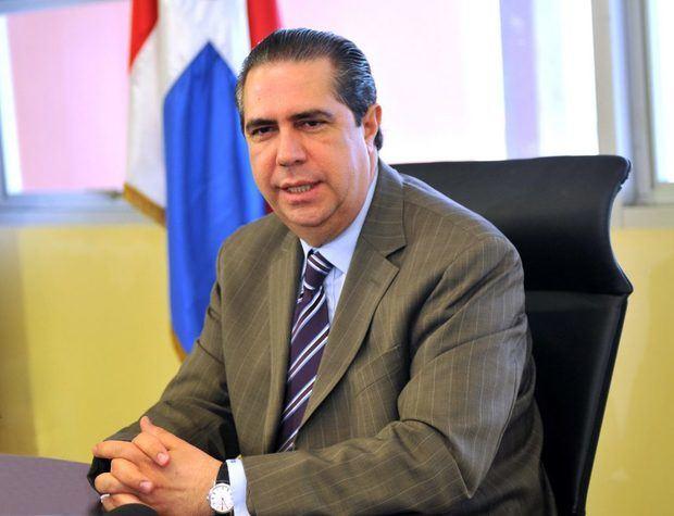El ministro de Turismo, Francisco Javier García.